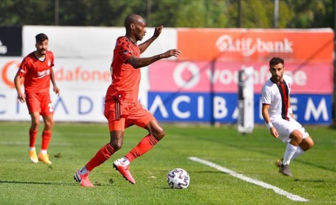 Beşiktaş, hazırlık maçında Fatih Karagümrük'e fark attı