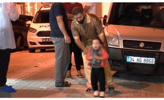 Beyşehir'de otomobil uçurumdan kayalıklara düştü: 1 yaralı