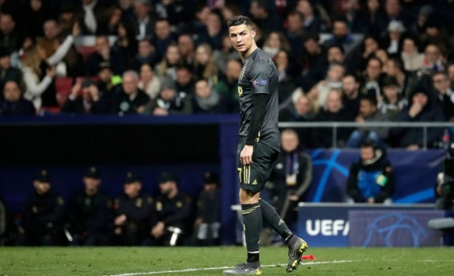 Cristiano Ronaldo'nun test sonucu pozitif çıktı