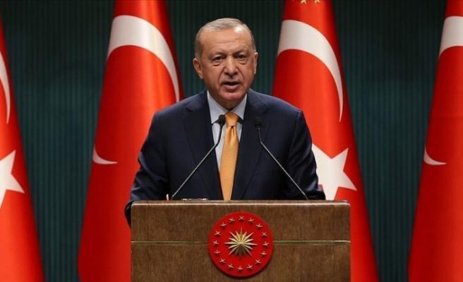 Cumhurbaşkanı Erdoğan'dan Hatay saldırısıyla ilgili mesaj var