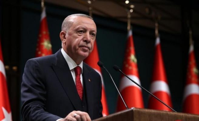 Erdoğan'dan Milli Mücadele Sergisi'nde önemli açıklamalar