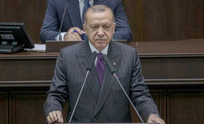 Cumhurbaşkanı Erdoğan'dan Yunanistan ve Kıbrıs Rum Kesimi'ne sert mesaj