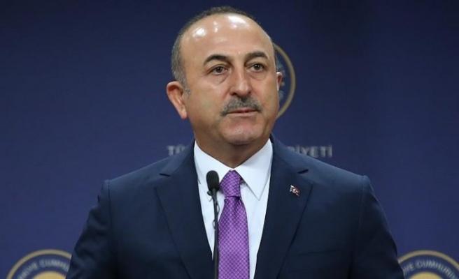Dışişleri Bakanı Çavuşoğlu: Bölgemizde zafiyet içinde yönetilemez ve saldırgan devletler var