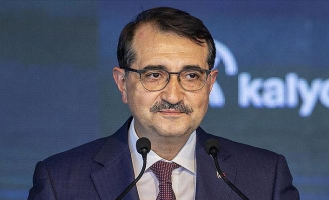 Enerji ve Tabii Kaynaklar Bakanı Dönmez'den yerli lityum müjdesi