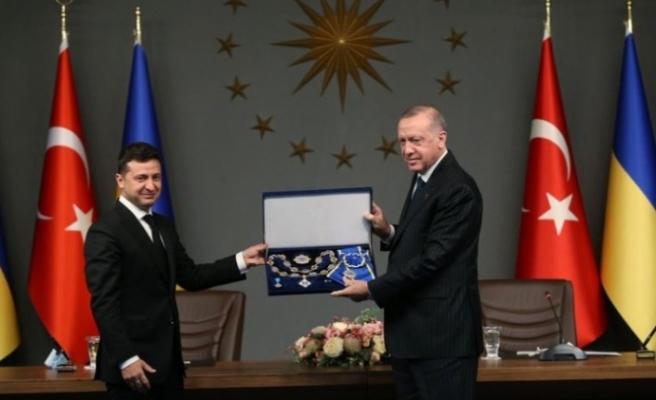 Erdoğan: Türkiye, Kırım'ın yasadışı ilhakını tanımayacaktır