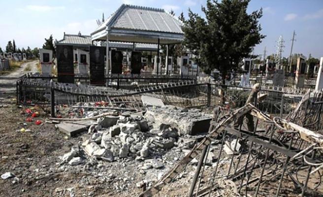 Ermenistan ateşkesi bir kaç saat içinde yine bozdu