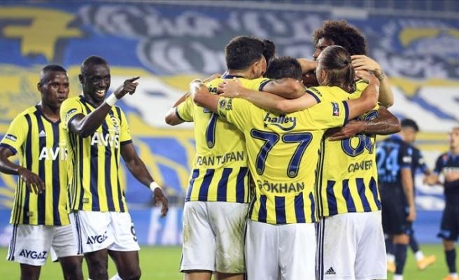 İki yarıda iki farklı Fenerbahçe: 3-1