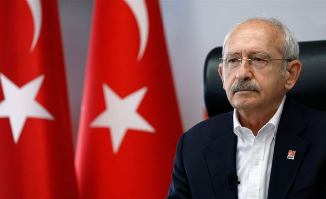 Kemal Kılıçdaroğlu KKTC Cumhurbaşkanı Ersin Tatar'ı kutladı