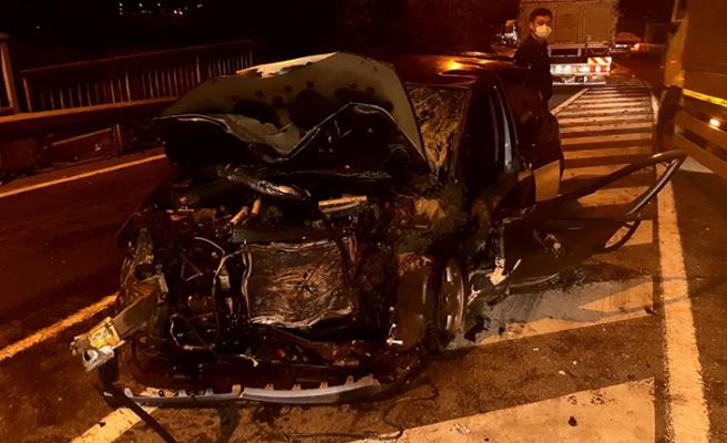 Kocaeli'de zincirleme kaza: Ölü ve yaralılar var