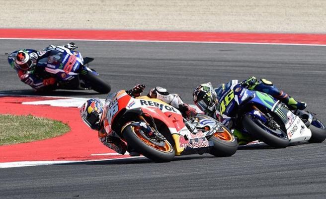MotoGP Fransa Grand Prix'sin de kazanan belli oldu