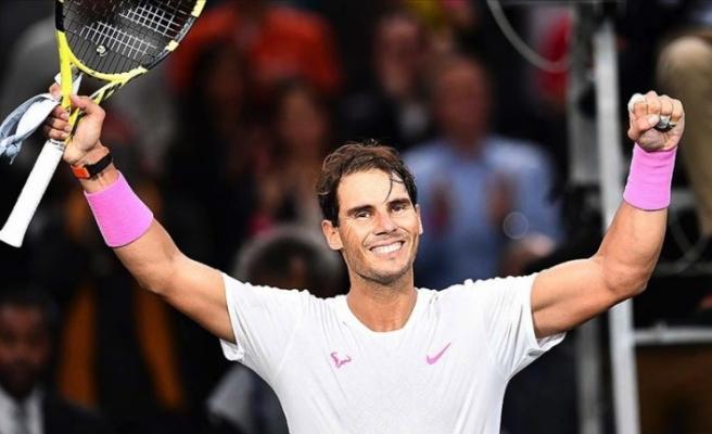 Rafael Nadal, istatistikleri altüst etti
