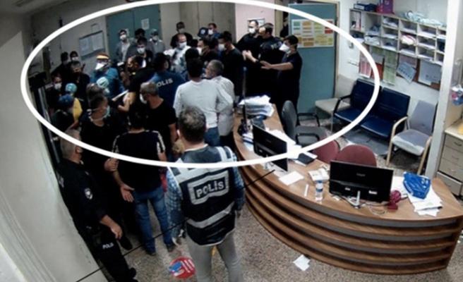 Ankara'da sağlık çalışanlarını darp edenler için yeniden tutuklama kararı