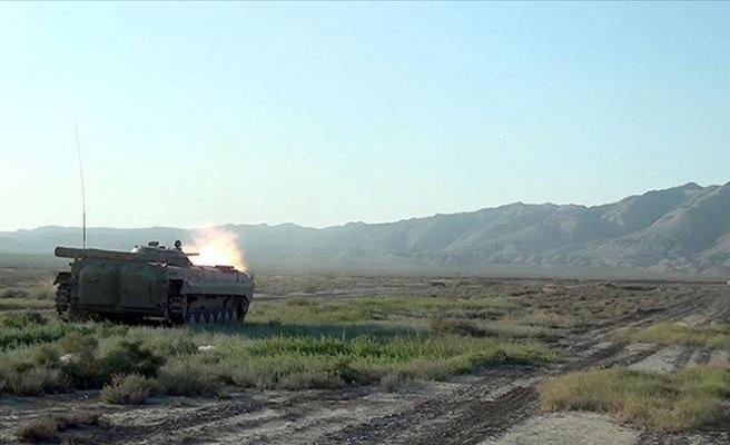 Saldırıya hazırlanan Ermenistan'ın saldırıya hazırladığı füze sistemleri imha edildi