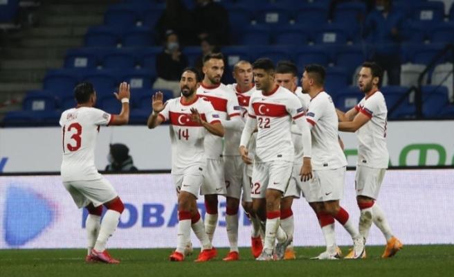 Sırbistan maçına hazırız