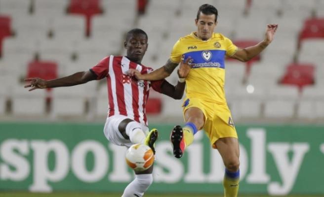 Sivasspor üzdü! 1-2
