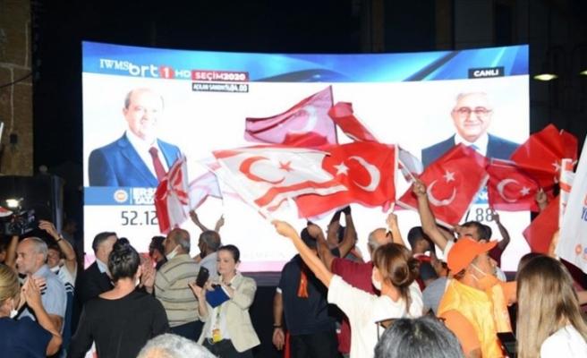 KKTC'de Ersin Tatar yeni Cumhurbaşkanı