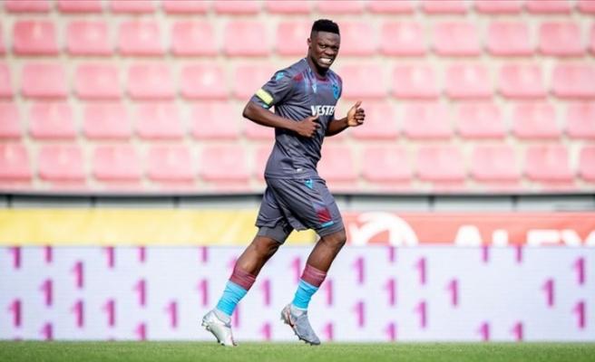 Trabzonspor'da yıldız futbolcunun Kovid-19 testi pozitif çıktı