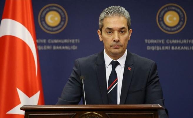 Dışişleri Sözcüsü açıkladı! Yunanistan 2016'da görüşmeleri durdurmuş