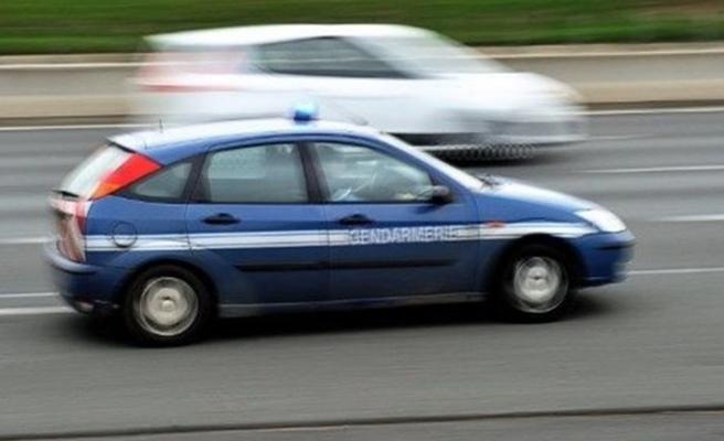 1377 kilometrelik hız cezası yiyen sürücü şaşkına döndü