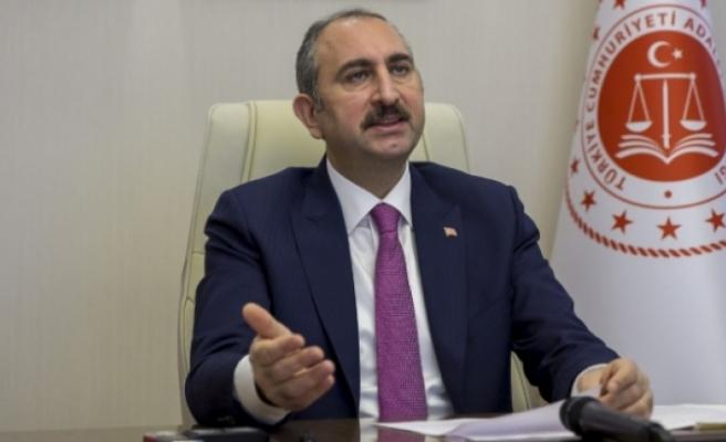 Adalet Bakanı Gül: FETÖ döneminde yargı değil, ön yargı vardı