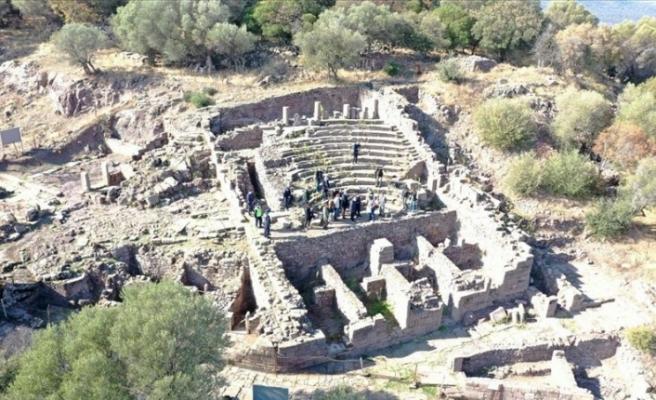 Aigai Antik Kenti'nde arkeolojik çalışmalar 12 aya yayılacak