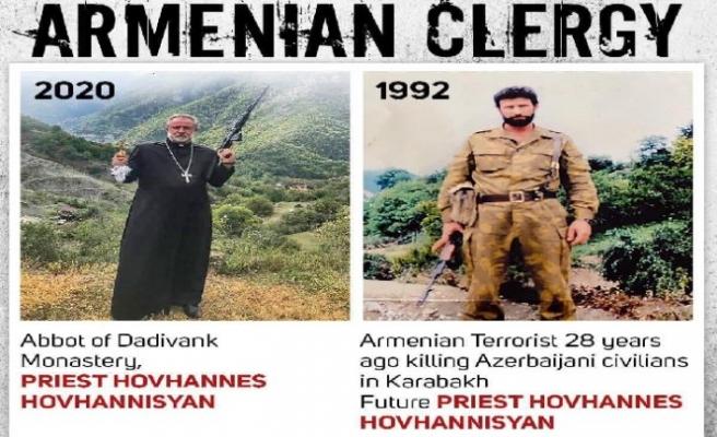 Azerbaycan'ın eski İstanbul Başkonsolosu: Ermenistan'da dindar insanlar bile sahtedir