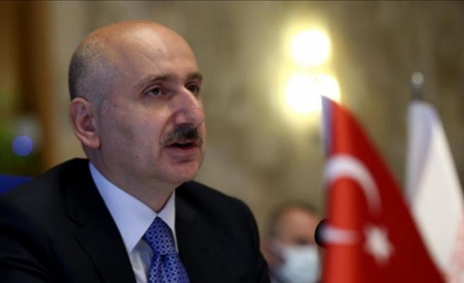 Ulaştırma ve Altyapı Bakanı Karaismailoğlu: Haydarpaşa Garı eski Türkiye'de kaldı, yeni Türkiye'de Marmaray var!