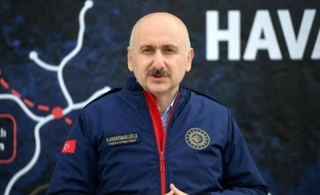 Bakan Karaismailoğlu: İstanbul'a simge, yayınlara kalite geldi