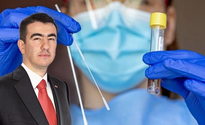 Seben Belediye Başkanı Kavak koronavirüse yakalandı