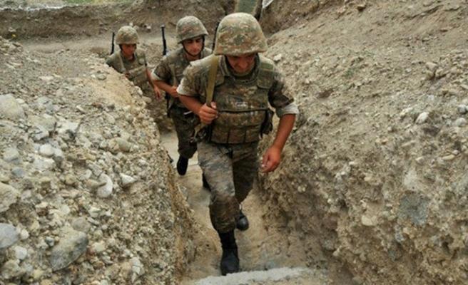 Çekilmeye başlayan Ermenistan ordusundan alçak tuzak