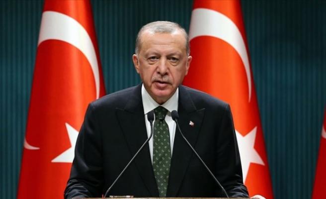 Cumhurbaşkanı Erdoğan G20 Liderler Zirvesi'ne video mesaj gönderdi