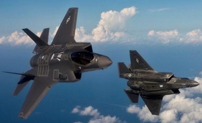 Doğu Akdeniz'de F-35'li provokasyon
