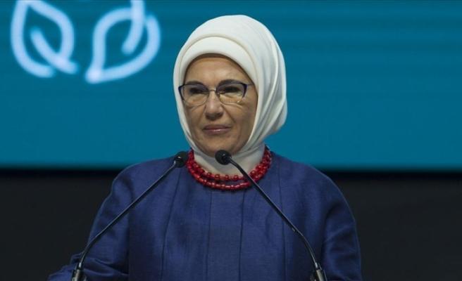 Emine Erdoğan'dan