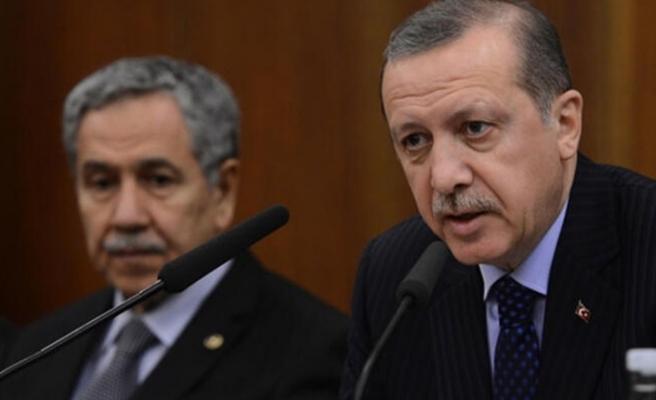 Erdoğan'dan Arınç'ın Demirtaş ve Kavala açıklamalarına tepki