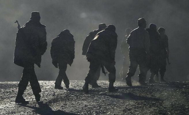 Ermeni generalden itiraf: 10 bin asker cepheden kaçtı