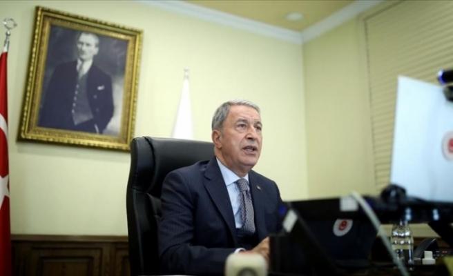 Hulusi Akar: Türkiye, Libya'da Milli Mutabakat Hükümeti'nin yanında