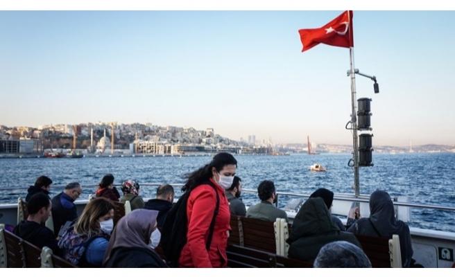 Koronavirüs salgınında İstanbul'un 5 ilçesinde oturanlar dikkat!