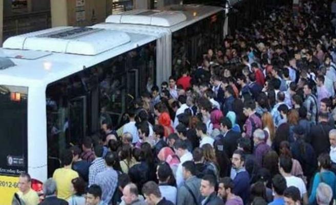 İstanbul'da toplu ulaşıma Kovid-19 ayarı!
