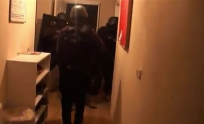 İstanbul'da terör örgütü DHKP/C operasyonu: 6 gözaltı