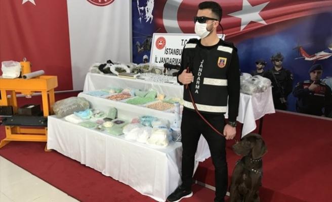 İstanbul'da uyuşturucu operasyonu, gözaltılar var