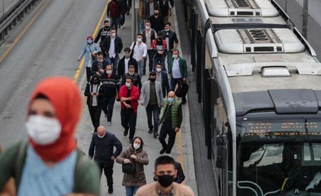 İstanbul'da virüsün merkezi toplu taşıma araçları