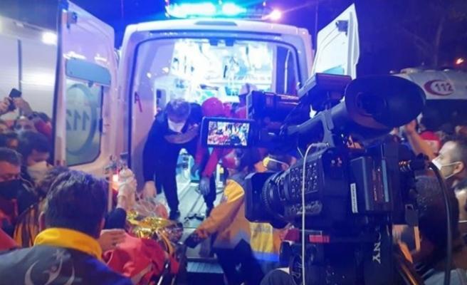İzmir depreminde yaralananlar iyileşiyor