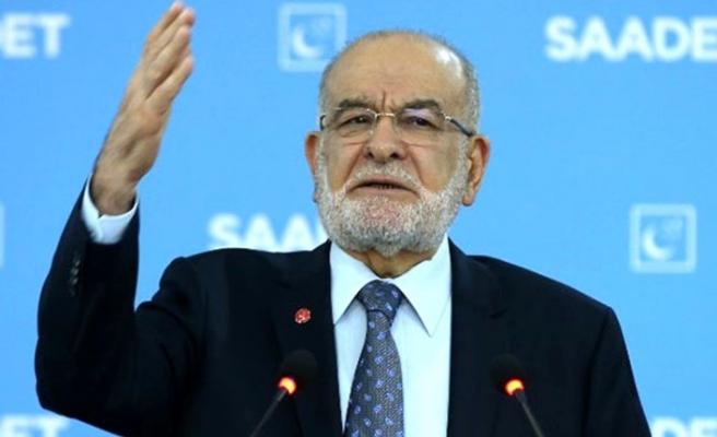 Karamollaoğlu o iddialara tepki gösterdi: Ne anayasası