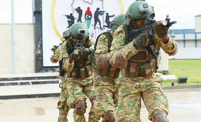 TSK'nın eğittiği 3 bin 500 Libyalı asker göreve hazır