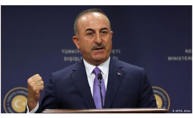 Dışişleri Bakanı Mevlüt Çavuşoğlu:  Sahada cevabını vereceğiz!