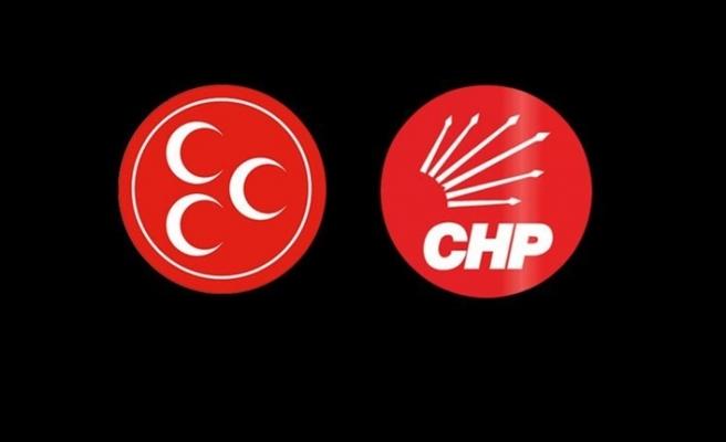 MHP'den CHP'ye yönelik sert eleştiriler: CHP krizi vardır