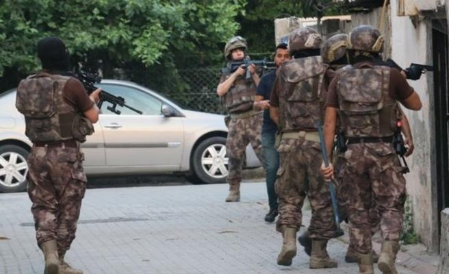 Osmaniye'de DEAŞ operasyonu, çok sayıda gözaltı