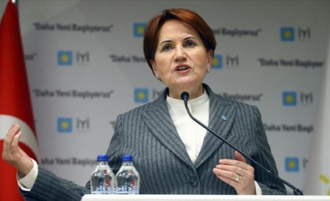 Meral Akşener: Özdağ'ın iftira boyutundaki pek çok söylemi nedeniyle ihraç etme kararı verilmiştir