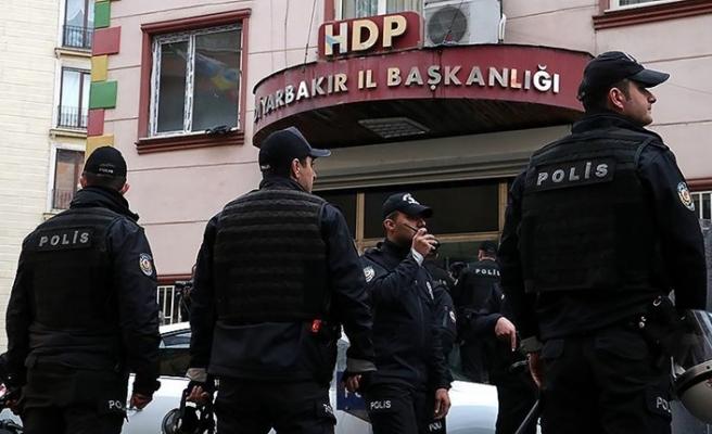 PKK'nın sözde 'yasama organı' delegelerine operasyon