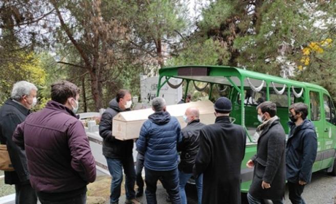 Prof. Dr. Asım Cenani'nin cenazesi defnedildi